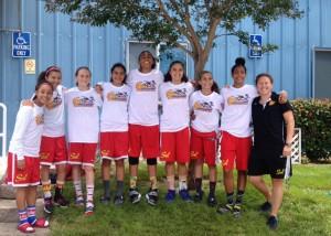 7th Grade Fire Team - Champions