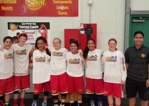 High School Heat Team - Champions