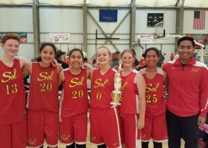 High School Heat Team - 3rd Place