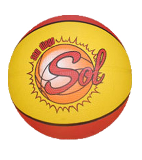 Sol Rubber Ball