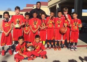 4th Grade Heat  - Champions