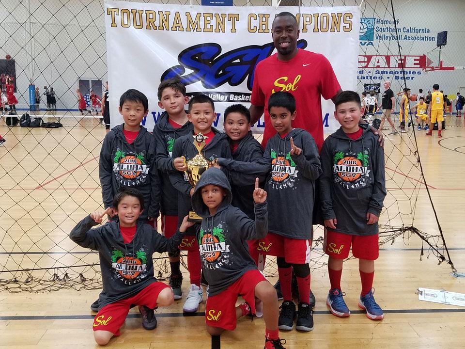 1st Place - Coach Harris