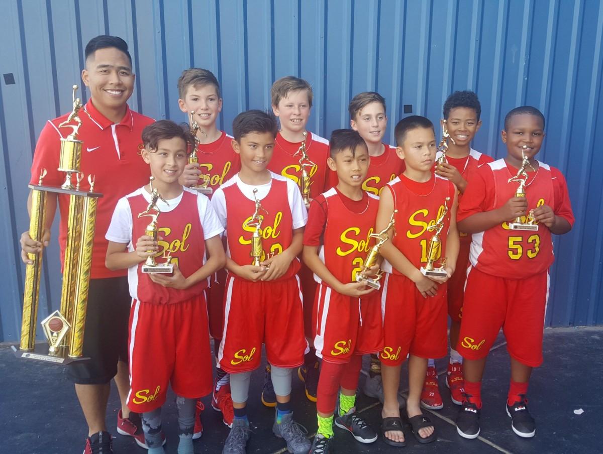 Boys 11u Champions