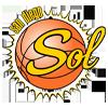 San Diego Sol Basketball Logo
