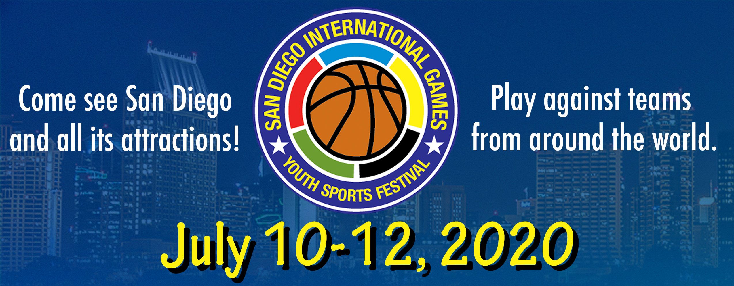 International Games San Diego Sol Basketball