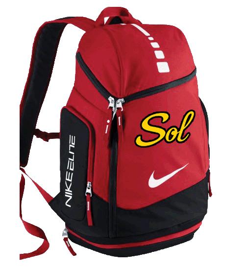 wholesale dealer 686d9 6c52a Nike Sol Elite Backpack